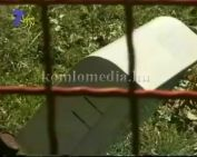 Sásdon a gáz műszaki átadása megtörtént (Kovács Sándorné)