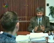 Beszélgetés Polics Józseffel a gázberuházásról, Sikonda- fürdőről és a villanyrendőr felál