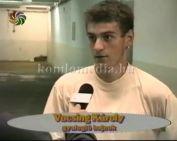 Vucsing Károly-Az ifjú tehetség
