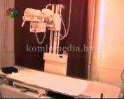 Új röntgengép érkezik a kórházba (Dr. Nyirati Ferenc)