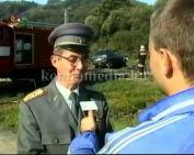 A Komlói tűzoltóság 1998-as nyara (Halász Jenő)