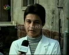 Kevés esti mentőautó Komlón (Dr. Varga Irén)