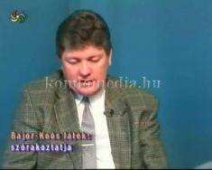 Karnis Gyula és Dr. Márki Tibor képviselők tervei