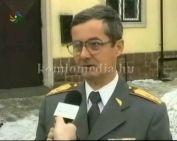 45 éves a Komlói Tűzoltóság (Halász Jenő)