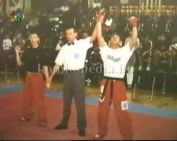 Bugyik György kick-box bajnok