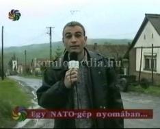 A hír nem igaz - Leesett egy NATO gép Kisbattyánban