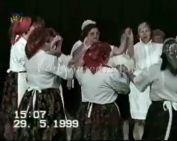 Nyugdíjas találkozó a színházban -Zúder Károly felvétele