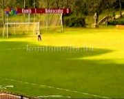 Komlo-Békéscsaba NB I. labdarúgó mérkőzés (Dárdai Pál)