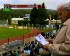 Komló-Százhalombatta ffi. NB II. labdarúgó mérkőzés összefoglaló (Dárdai Pál)