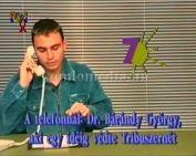 Telefonbeszélgetés dr. Bárándy Györggyel a Tribu - úgy újabb fordulatáról