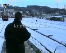 Az 1999. december 20-i vasutas sztrájkról