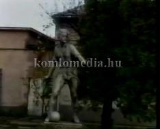 Sportolók - szobrok - etűd - Mihalek Edit jegyzete