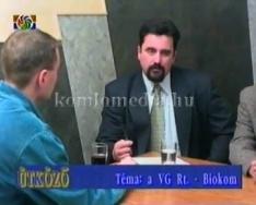 Ütköző - várospolitikai vitafórum (Rendeki Ágoston, Gelb Miklós, Kispál László, Mátyás Ján