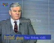 Deák Imre - képviselő - a szemét díjról és a vízdíjról