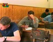 30 fiatal fizikai és szellemi felkészültségének tesztje a tűzoltóságon (Kopasz Károly)