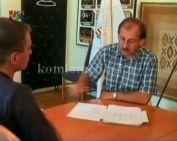 Páva Zoltán nyilatkozata az épülő házáról