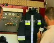 Újabb technikai eszközökkel gyarapodott a tűzoltóság