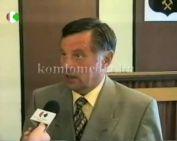 Németh Miklós komlói látogatása