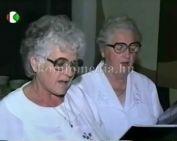 A Komlói Nyugdíjas Klub rendezvénye
