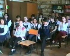 Városi német versenyt rendeztek a Kenderföldi Ált. Iskolában