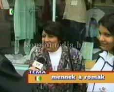 Önöket kérdeztük- Mennek a romák