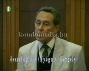 2001. október 03-i Testületi ülés