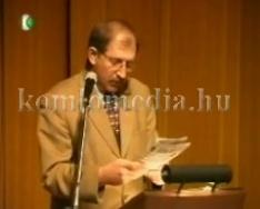 IV. Országos Cigány Kisebbségi Konferencia (Páva Zoltán, Farkas Flórián) - fellépett a sás