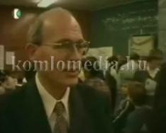 Ezoterika kiállítás és előadás - 2001 Budapest ( Dr. Görgei Katalin, Dr. László Ervin, Sir