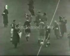 A magyar labdarúgásról - jegyzet (Nyáguj Gergely)