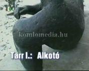 Köztéri szobraink - Tarr István - Alkotó - (a szobor a Kazinczy  iskola előtt látható)