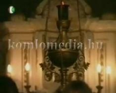 A magyarszéki templomban komlói és angol kórus hangversenye (Makráné Kónya Melinda, Kicsin