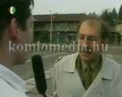 Városunk vendége volt Medgyessy Péter az MSZP miniszterelnök jelöltje (Páva Zoltán)