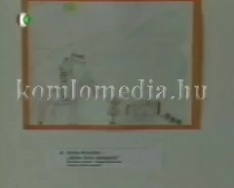 Az Eötvös József Polgári Társaság rajz és szavaló versenyének eredményhirdetése (Hoffmann