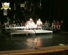 10 éves a Súgólyuk Színház (Harnóczi Csabáné)