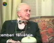 A halálbüntetés mellett érvel dr. Bárándy György ügyvéd