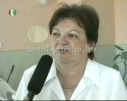 Magzatvizsgáló készülék a kórháznak a Szemünk Fényéért Alapítványtól