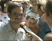 A Komlói Baptista Gyülekezet 1 hetes tábort szervezett hátrányos helyzetű gyerekeknek