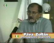 Az MSZP 100 napos programjáról beszél Páva Zoltán.