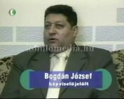 A lungodrom cigány kisebbség jelöltjei (Hegedűs István, Kollár János, Jovánovics László, B
