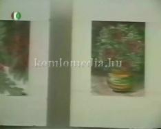 Kaszás János festő kiállítása a múzeumban