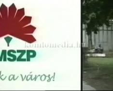 2002 - Önkormányzati választások - politikai pártok választási filmjei
