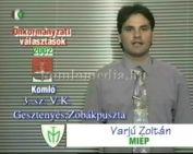 Önkormányzati választások 2002 - Képviselőjelöltek,  1-7 választókerület jelöltjei
