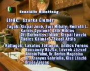 November 14-i Testületi ülés