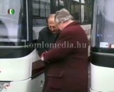 Új buszok a városban