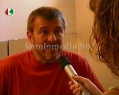 Nagy Bandó András - interjú