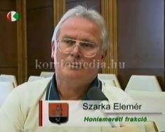 Testületi ülés - június (Gelb Miklós, Kispál László, Szarka Elemér, Mátyás János, Deák Imr