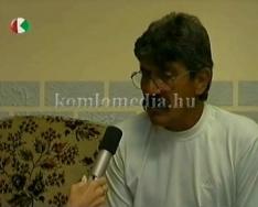 Mátyás János a gesztenyési óvodáról