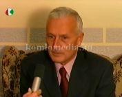Ladvánszky György Komlón