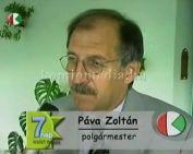 Páva Zoltán az Uszodáról...