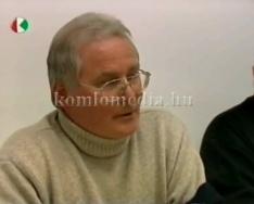 Kábítószerügyi Egyeztető Fórum munkájáról (Csonka Antal, Jencsik János, Szarka Elemér,
